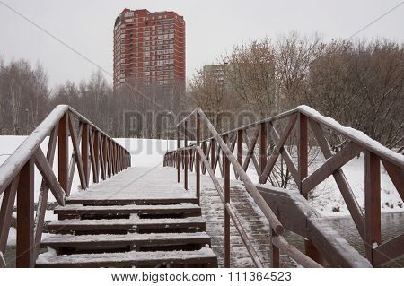 On The Wooden Bridge