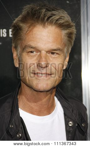 Harry Hamlin at the Los Angeles premiere of