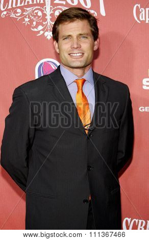 10/19/2007 - Hollywood - Casper Van Dien attends the 2007 Spike TV Scream Awards held at the Greek Theater in Hollywood, California, United States.