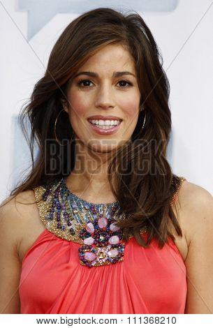 05/04/2009 - Los Angeles - Ana Ortiz at the Bravo's 2nd Annual A-List Awards held at the Orpheum Theater in Los Angeles, California, United States.