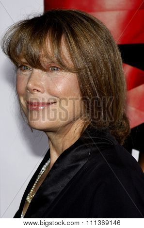 Sissy Spacek at the World Premiere of