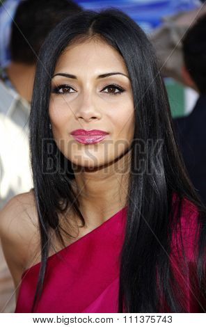 HOLLYWOOD, CALIFORNIA - Saturday June 18, 2011. Nicole Scherzinger at the Los Angeles premiere of