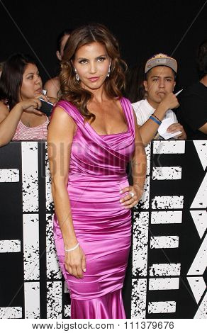 Charisma Carpenter at the Los Angeles premiere of