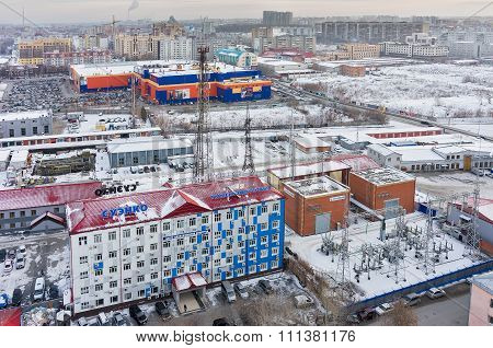 Tyumen distributive networks and energy company