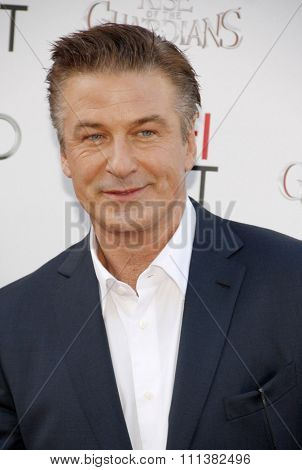 Alec Baldwin at the 2012 AFI Fest Gala Screening of
