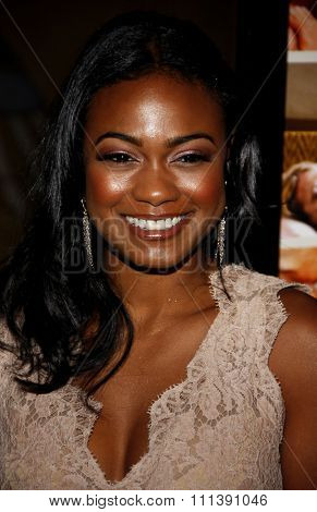 HOLLYWOOD, CALIFORNIA - Monday April 19, 2010. Tatyana Ali at the Los Angeles premiere of