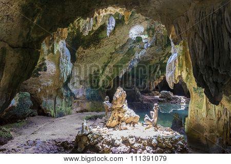 Bukilat Cave, Philippines