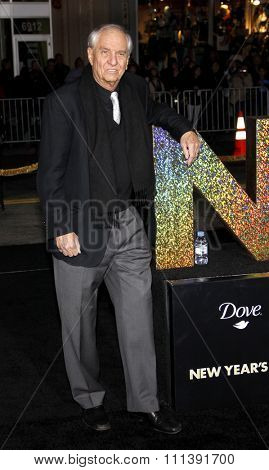 HOLLYWOOD, USA - DECEMBER 5: Garry Marshall at the Los Angeles Premiere of
