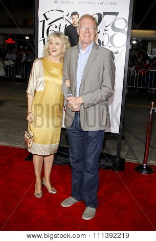 LOS ANGELES, USA - SEPTEMBER 19: Ed Begley Jr. and Blythe Danner at the Los Angeles Premiere of