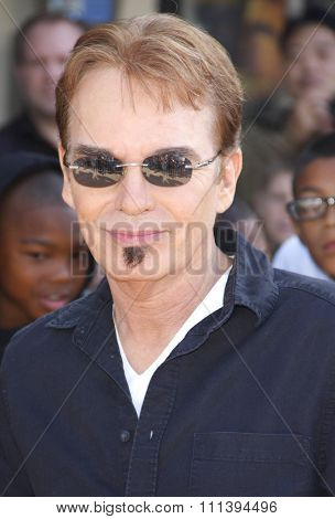LOS ANGELES, USA - OCTOBER 23: Billy Bob Thornton at the Los Angeles Premiere of