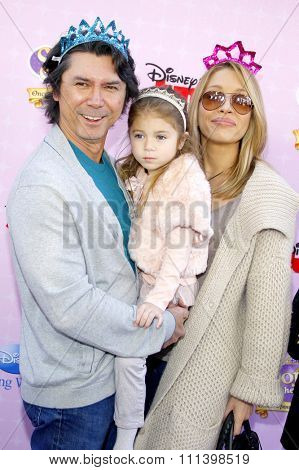 Lou Diamond Phillips at the Los Angeles premiere of