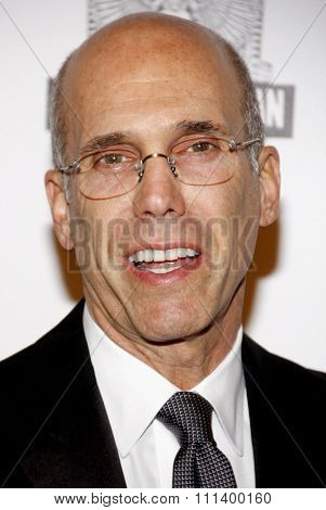 Jeffrey Katzenberg at the 26th American Cinematheque Award Honoring Ben Stiller held at the Beverly Hilton Hotel in Los Angeles, California, United States on November 15, 2012.
