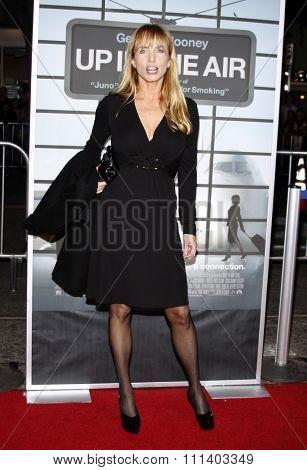 Rebecca De Mornay at the Los Angeles Premiere of