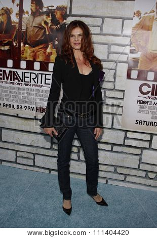 Lolita Davidovich at the Los Angeles Premiere of