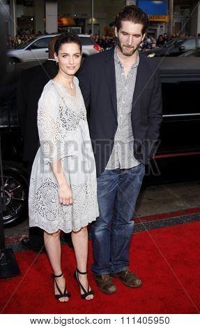 28/4/2009 - Hollywood - Amanda Peet at the Los Angeles Premiere of