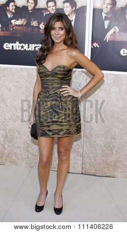 9/7/2009 - Hollywood - Jamie-Lynn Sigler at the HBO's Official Premiere of