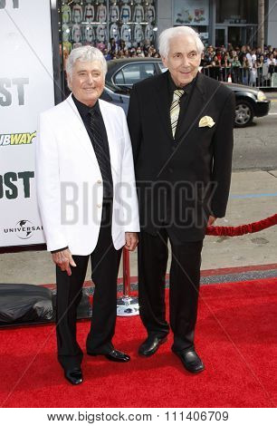 Marty Krofft and Sid Krofft at the Los Angeles Premiere of