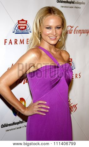 Jewel at the 2009 Noche De Ninos Gala held at the Beverly Hilton Hotel in Beverly Hills, California, United States on May 9, 2009.