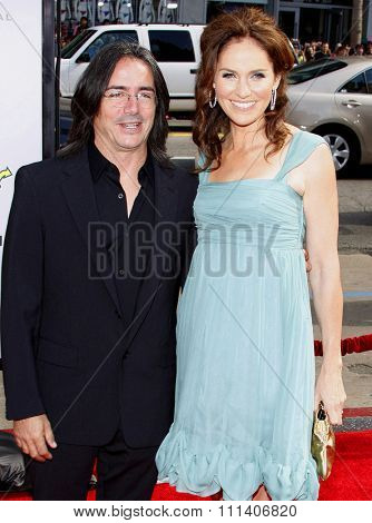 Amy Brenneman at the Los Angeles Premiere of