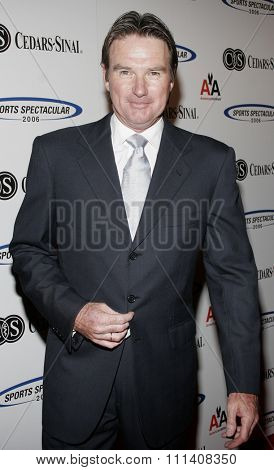 Jimmy Connors attends the 21st Annual Sports Spectacular held at the  Hyatt Regency Century Plaza in Century City, California on June 11, 2006.