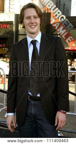 Gabriel Mann attends the Los Angeles Premiere of