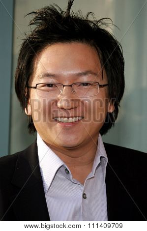 Masi Oka attends the The Academy of Television Arts & Sciences Presentation An Evening with