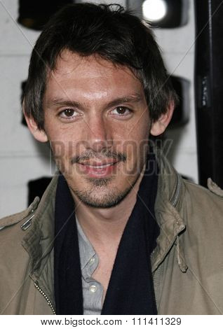 Lukas Haas attends the