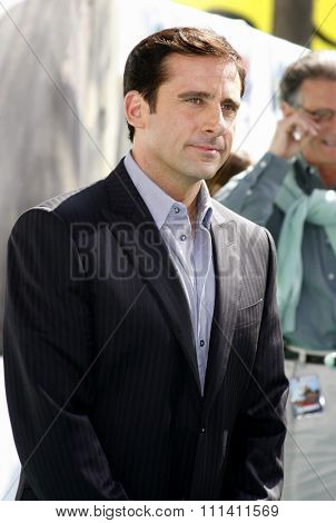 Steve Carell attends World Premiere of