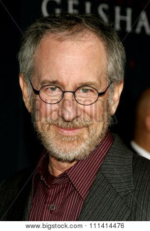 Steven Spielberg attends the Los Angeles Premiere of