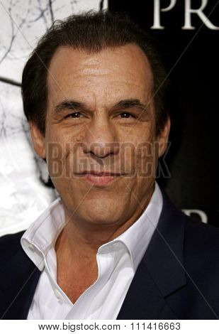 Robert Davi attends the Los Angeles Premiere of