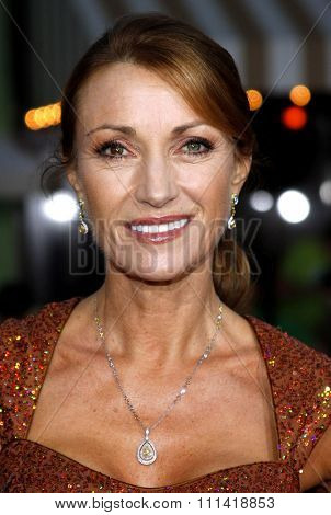 Jane Seymour attends the Los Angeles Premiere of