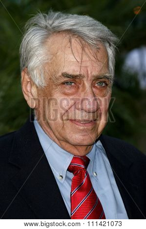 Phillip Baker Hall attends the Los Angeles Premiere of