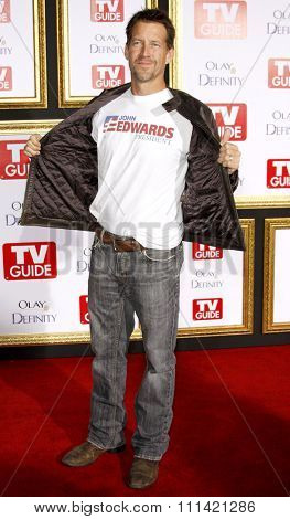 James Denton attends the 5th Annual TV Guide's Emmy Awards Afterparty held at the Les Deux in Hollywood, California, United States on September 16, 2007.