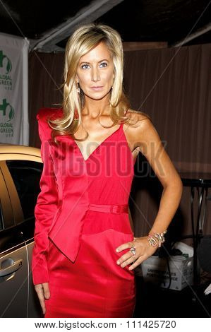 Lady Victoria Hervey at the Global Green USA's 10th Annual Pre-Oscar Party held at the Avalon in Los Angeles, United States, 20/02/13.