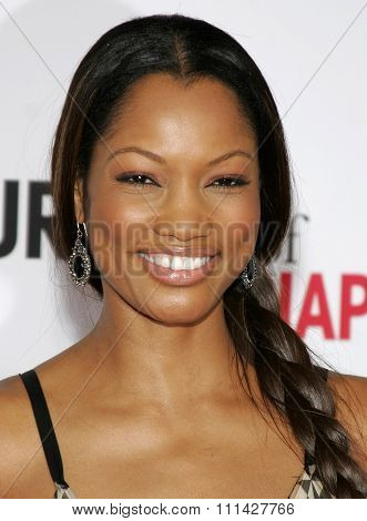 December 7, 2006. Garcelle Beauvais attends the Los Angeles Premiere of