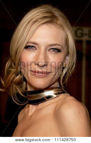 December 4, 2006. Cate Blanchett attends the Los Angeles Premiere of