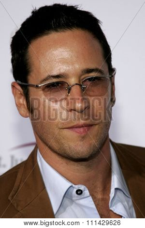 Rob Morrow at the