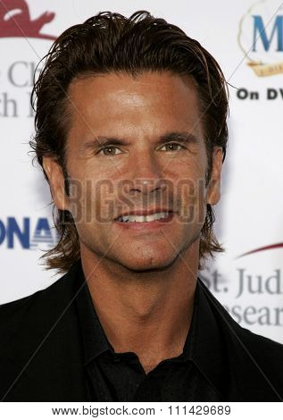 Lorenzo Lamas at the