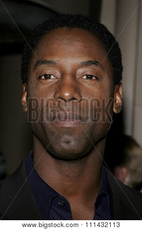 November 21, 2005. Isaiah Washington attends the Los Angeles Free Clinic's 29th Annual Dinner Gala at the Regent Beverly Wilshire in Beverly Hills, California United States.
