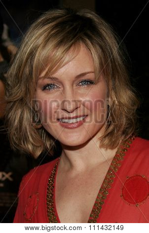 December 1, 2005. Amy Carlson attends the Wolrd Premiere of Aeon Flux at the Cinerama Dome in Hollywood, California United States.