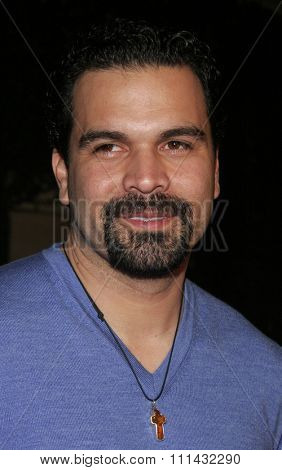 12/1/2005 - Hollywood - Ricardo Chivara at the Aeon Flux World Premiere at the Cinerama Dome in Hollywood, CA, United States.
