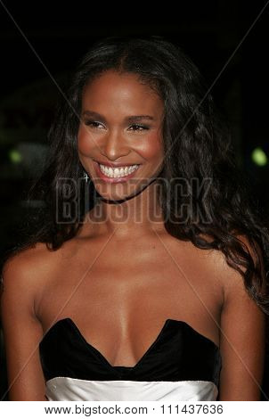 HOLLYWOOD, CALIFORNIA. November 2, 2005. Joy Bryant at the Paramount Pictures'