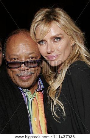 Quincy Jones at the