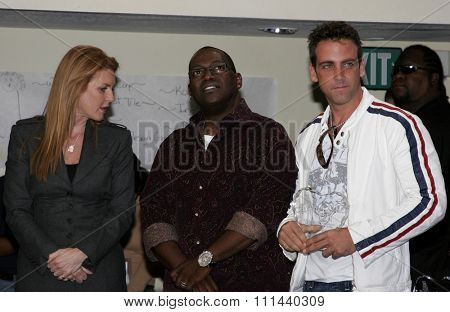 November 15, 2005 - Hollywood - Sarah Ferguson and Randy Jackson at the 2005 World Children's Day at The Los Angeles Ronald McDonald House Ronald McDonald House in Hollywood, United States.