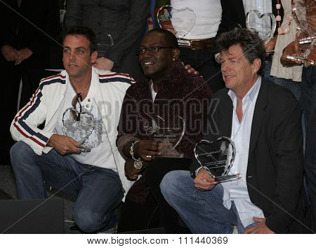 November 15, 2005 - Hollywood - Randy Jackson at the 2005 World Children's Day at The Los Angeles Ronald McDonald House Ronald McDonald House in Hollywood, United States.