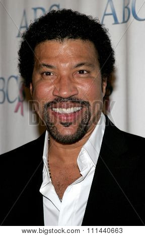 11/19/2005 - Beverly Hills - Lionel Richie at the Diamond Jubilee Spirit of Hollywood Awards  at the Beverly Hilton Hotel in Beverly Hills , California, United States.