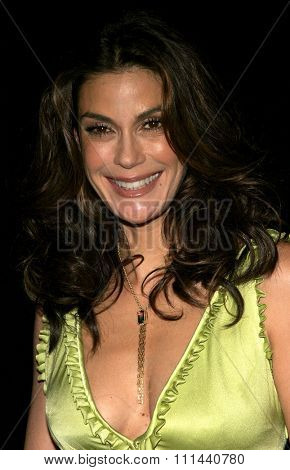 BEVERLY HILLS, CALIFORNIA. November 19, 2005. Teri Hatcher at the Diamond Jubilee Spirit of Hollywood Awards at the Beverly Hilton Hotel in Beverly Hills, California United States.