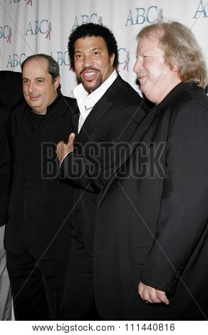 BEVERLY HILLS, CALIFORNIA. November 19, 2005. Lionel Richie at the Diamond Jubilee Spirit of Hollywood Awards at the Beverly Hilton Hotel in Beverly Hills, California United States.