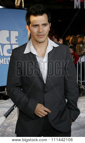 John Leguizamo at the Hollywood World Premiere of 20th Century Fox's