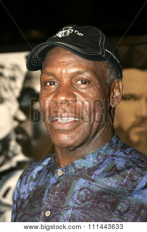 Danny Glover at the Los Angeles Premiere of